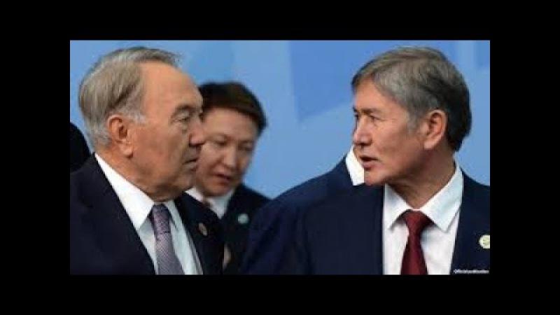 Атамбаев про Назарбаева: диктатора вынесут вперед ногами