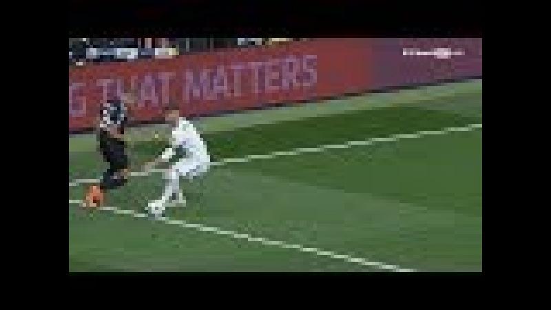 Sergio Ramos vs PSG (Home) UCL 17-18 720p HD