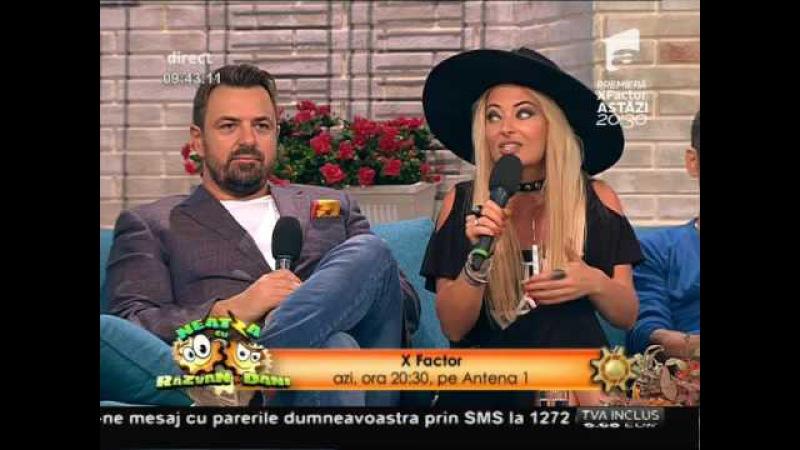 Delia, Carla's Dreams, Ştefan Bănică Jr. şi Horia Brenciu, detalii din noul sezon X Factor