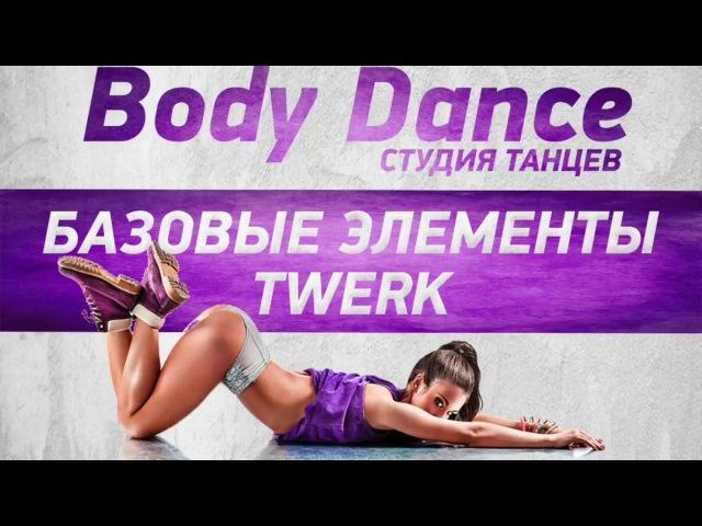 Урок 3 - Основы танца Twerk.Booty Clap (Тряска с заворотом)