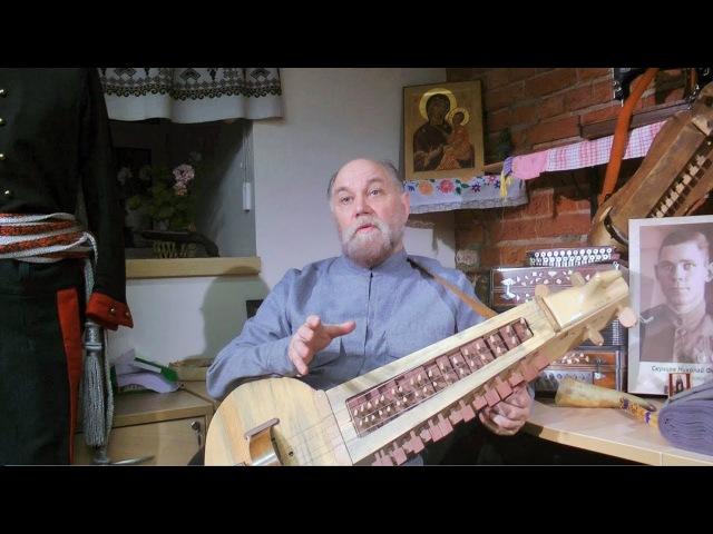 Владимир Скунцев, рук. ансамбля Казачий круг (Москва) - интервью (часть 1)
