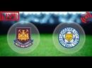 West Ham vs Leicester Live Match EPL 24 November 2017 Link Streaming Under The Video