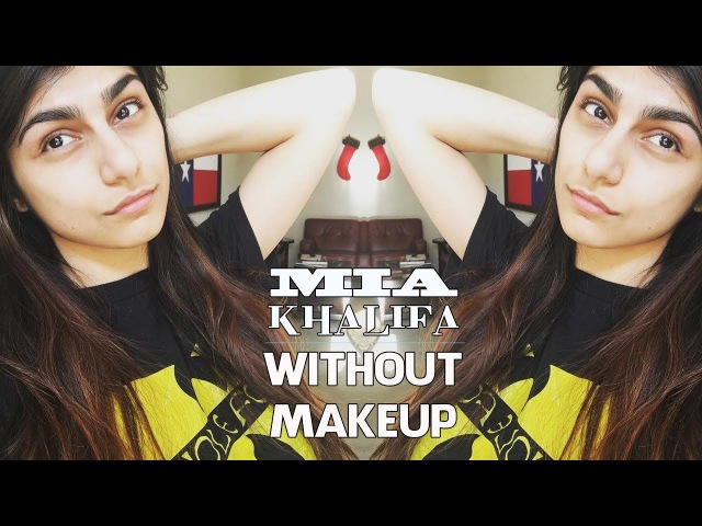 Mia Khalifa Best Without Makeup Moments