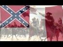 Какие штаты официально входили в состав Конфедерации