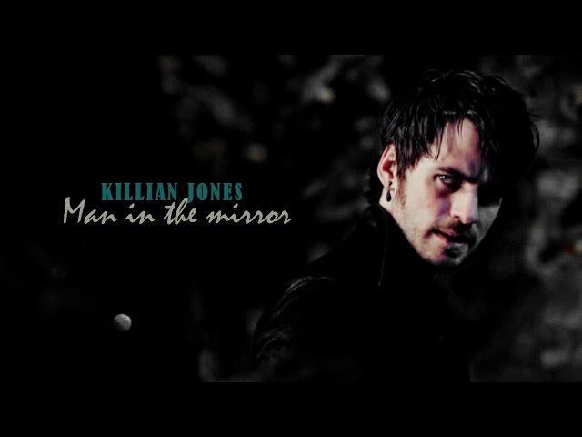 Man in the mirror || Killian Jones [Captain Hook]