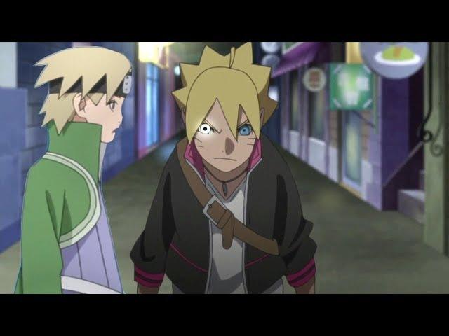 Boruto Iwabe vs Hassaku Shizuma 「 AMV 」 Boruto Naruto Next Generations