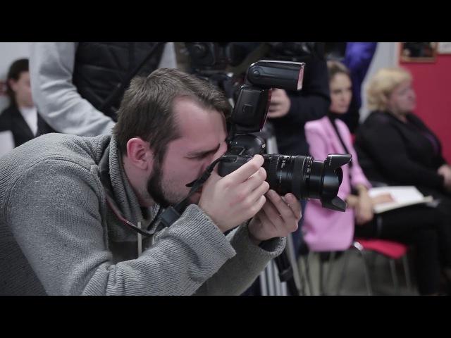 Борис Титов в Челябинске, пресс-конференция АиФ