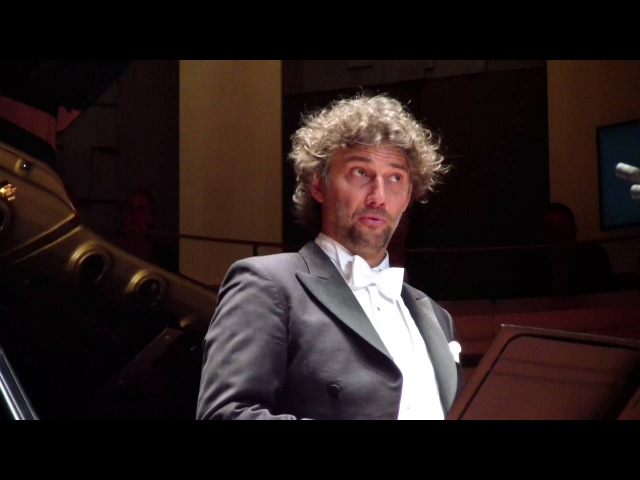 Jonas Kaufmann - Budapest Müpa 07-06-2016 Benatzky Es muß was Wunderbares sein