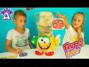 Детские видео и игры для детей. Миксер Frutti Frutti - новая игрушка. Видео для детей Друзяки