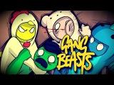 Gang Beasts прикольная инди игра. Играем на пс 4