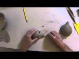 Molding an Ocarina