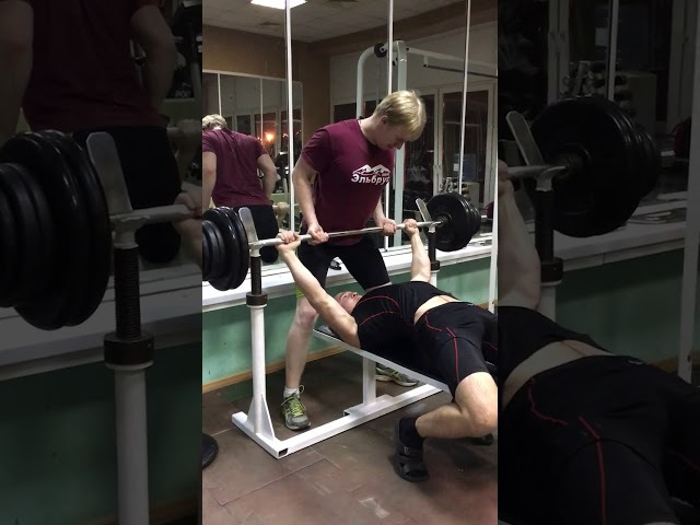Жим лежа 150 кг
