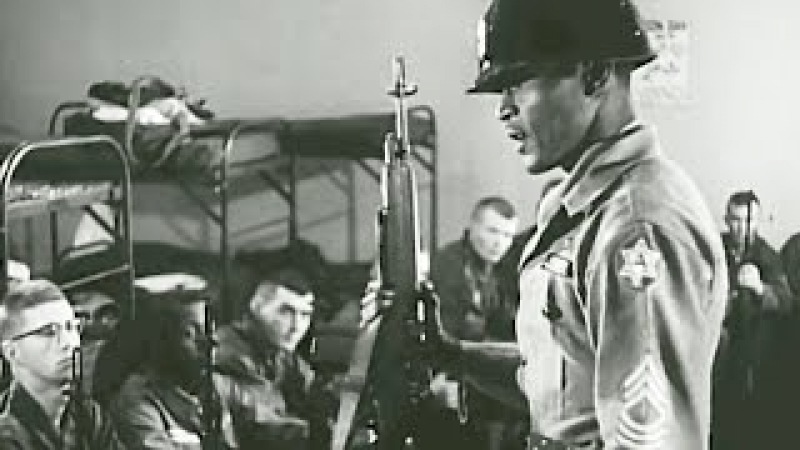 Army Boot Camp: This is How It Is 1963 US Army; The Big Picture TV-553