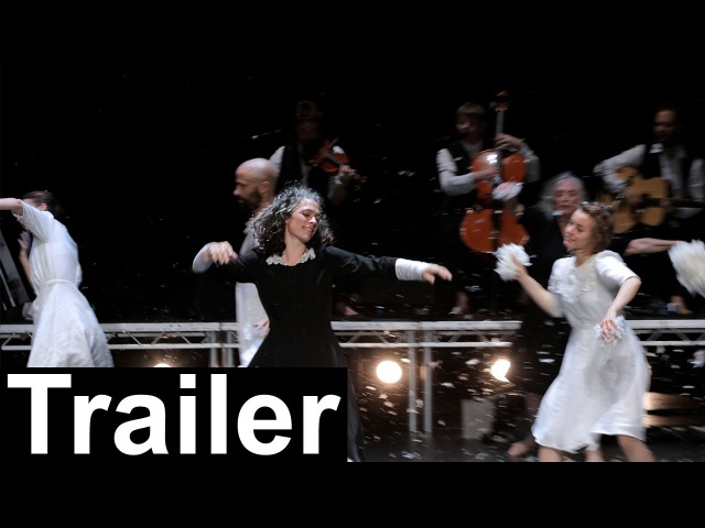 Michael Keegan-Dolan - Swan Lake/Loch na hEala - Trailer (Sadler's Wells)