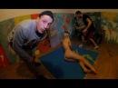 BidloBikes Быдло Байк Street art view. современное уличное искусство голая девушка BMX skate