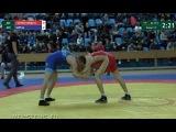 Международный турнир памяти Шевалье Нусуева Бронза 65 кг.  Газимагомедов - Давид ...
