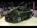 1953 International Pickup Awesome Custom @ World of Wheels on My Car Story with Lou Costabile