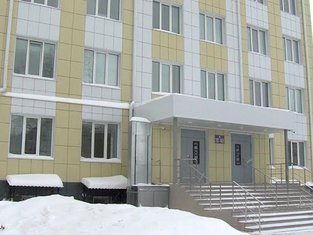 Новое здание Бюро судебно-медицинской экспертизы открылось в Йошкар-Оле