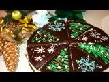 Шоколадно-кокосовый Торт Баунти. Простой рецепт к Новому Году!