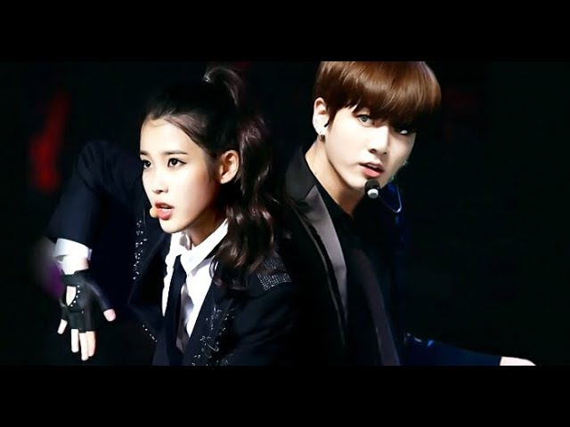BTS (JUNGKOOK) IU - RAINISM MASHUP [Dark and Wild]