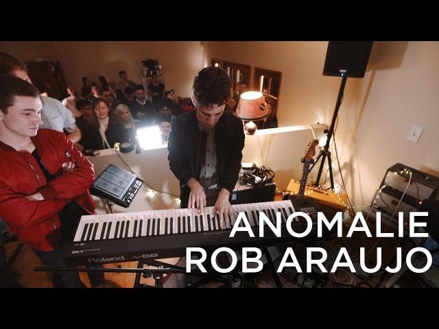 Anomalie and Rob Araujo perform
