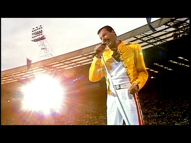Queen In The Lap Of The Gods Revisited Wembley 1986 60 FPS
