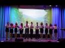 Пісня «Ой смереко» у виконані вокального ансамблю 1-го медичного факультету