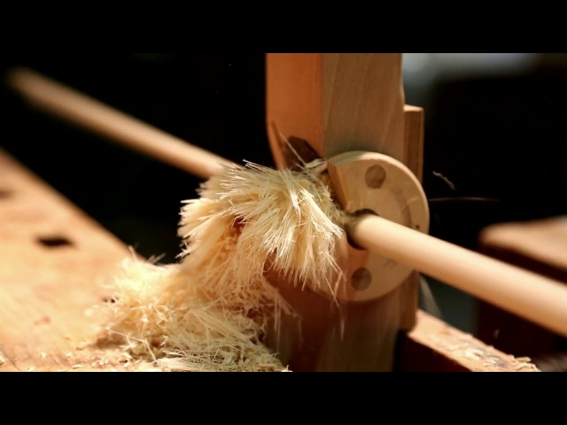 How to make the dowel ( Dyvel )