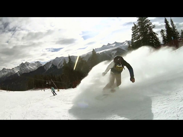 Школа Funcarve. Курс по сноуборду Aggressor - Архыз17