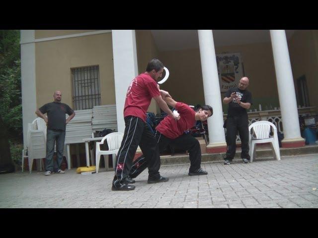 Falx Frumentaria dal De Arte Athletica di Paulus Hector Mair - Luca Dazi