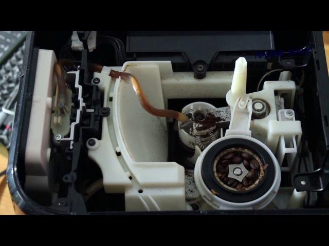 Kaffeeautomat reparieren - DIY - замена уплотнительных колец