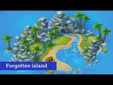 Forgotten island - SpeedPaint by merrril