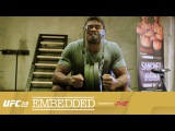 UFC 218 Embedded: Vlog Series - Episode 1