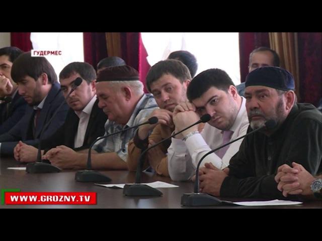 Новый Беной готовится к выборам в совет депутатов