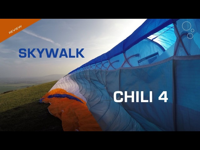 Skywalk CHILI 4 Paraglider Review