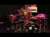 Derrick McKenzie (Jamiroquais drummer) performing at East London Drum School