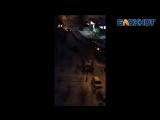 Воронежцы помогли застрявшей в снегу скорой спасти человека