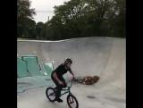Tom Justice BMX