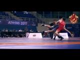 Герман Доев - чемпион мира среди юношей по греко-римской борьбе-2017