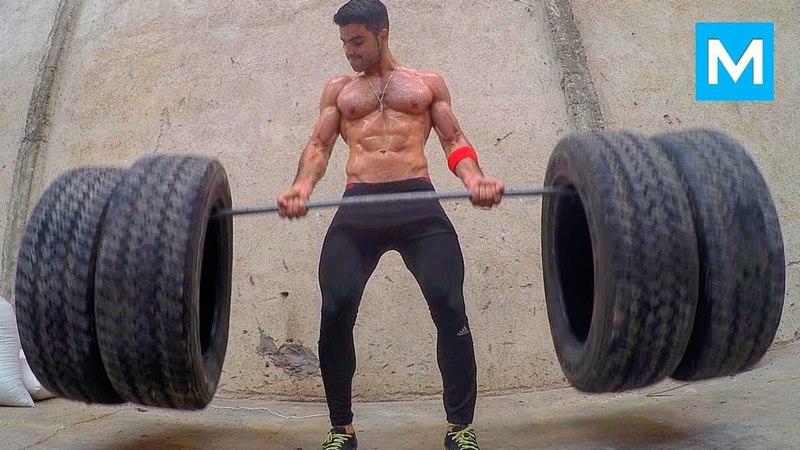Next Level Boxing Training - Chuy Almada   Muscle Madness
