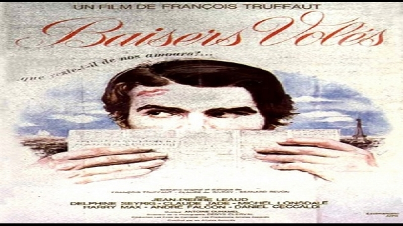 1968 F Truffaut - Baisers voles -Jean-Pierre Léaud Claude Jade Daniel Ceccaldi
