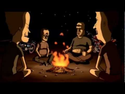 Beavis and Butt-head Do America Met their Fathers (FULL SCENE)