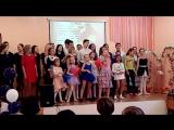 День учителя! 05.10.2017 Аделина, финальная песня концерта в школе!