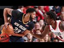 New Orleans Pelicans vs Portland Trail Blazers Full Game Highlights | Game 2 | NBA Playoffs 2018