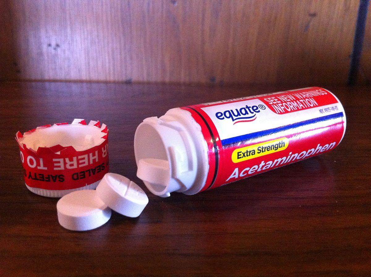 Что такое ацетаминофен?