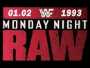 WWF Review 5. RAW 01/02/1993
