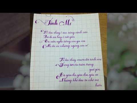 Trung tâm luyện viết chữ đẹp Nét Chữ Việt