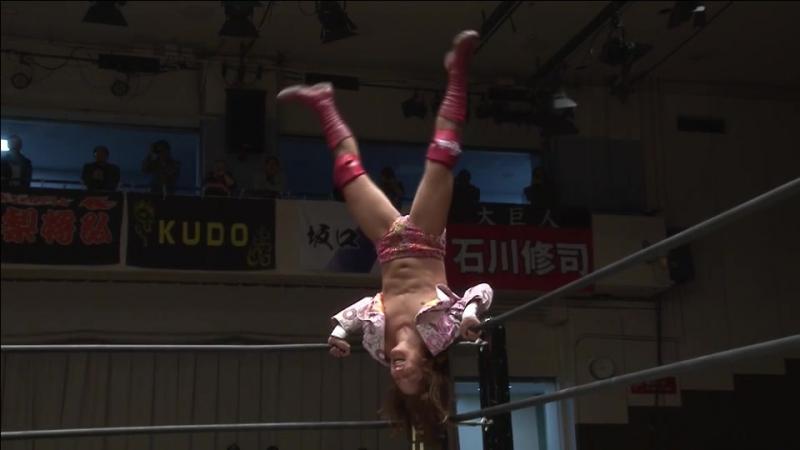 HARASHIMA, Kazusada Higuchi, Jiro Kuroshio vs. Konosuke Takeshita, Mike Bailey, Shuji Ishikawa (DDT - New Years Special! 2018)
