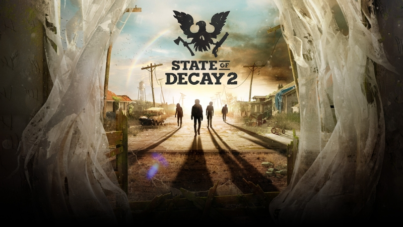 State of Decay 2 - выживаем в мире зомби часть 3.