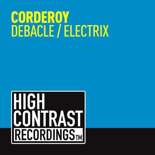 Corderoy альбом Debacle / Electrix
